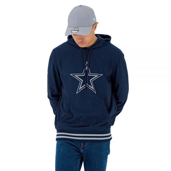New Era NFL DryEra Hoody - Dallas Cowboys