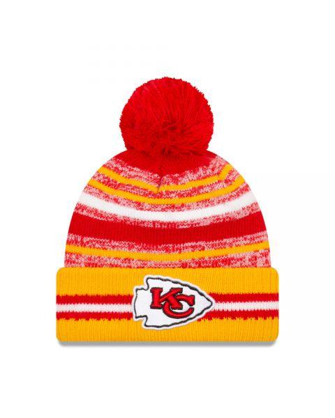 New Era NFL21 Sport Knit - Kansas City Chiefs