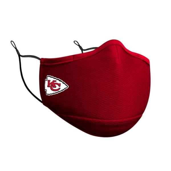 New Era NFL Facemask - Kansas City Chiefs