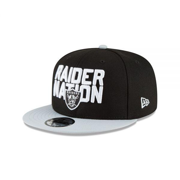 New Era 9FIFTY NFL 18 Spotlight Cap - Las Vegas Raiders