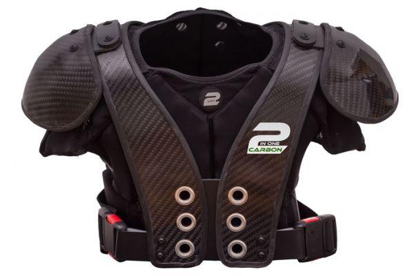 2inOne Carbon Shoulder Pad