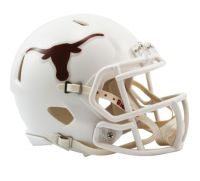 Speed Mini Helmet - Texas Longhorns