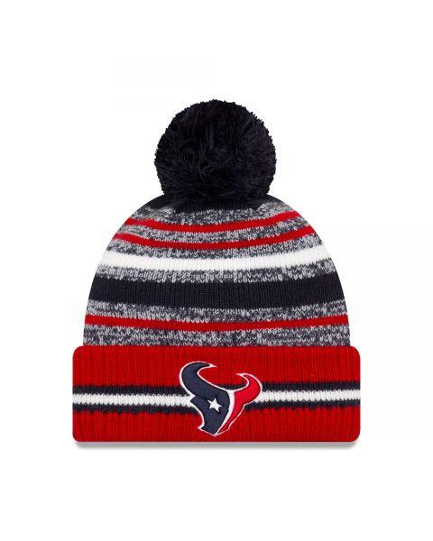 New Era NFL21 Sport Knit - Houston Texans