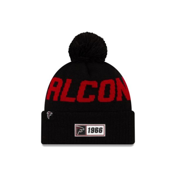 New Era On Field NFL19 Sport Knit Road - Atlanta Falcons