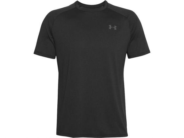 Under Armour Tech 2.0 Short Sleeve T-Shirt - Black