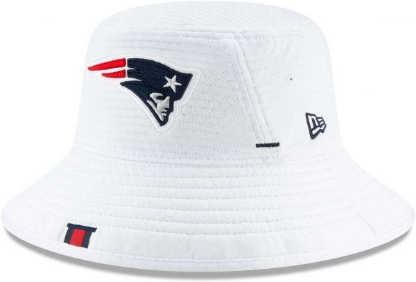 New Era Bucket Hat - New England Patriots