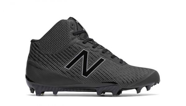 New Balance BURNX Molded Football Cleat 2E - Black