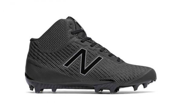 New Balance BURNX Molded Football Cleat D - Black
