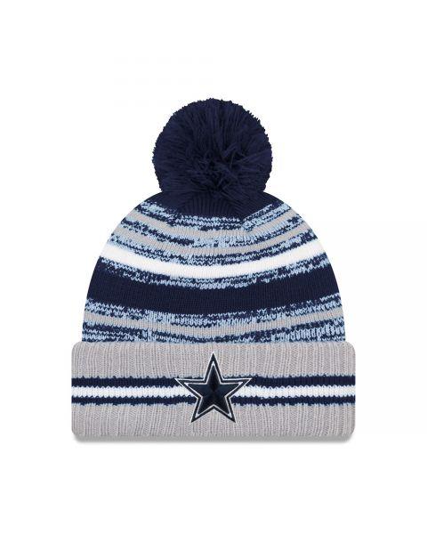 New Era NFL21 Sport Knit - Dallas Cowboys