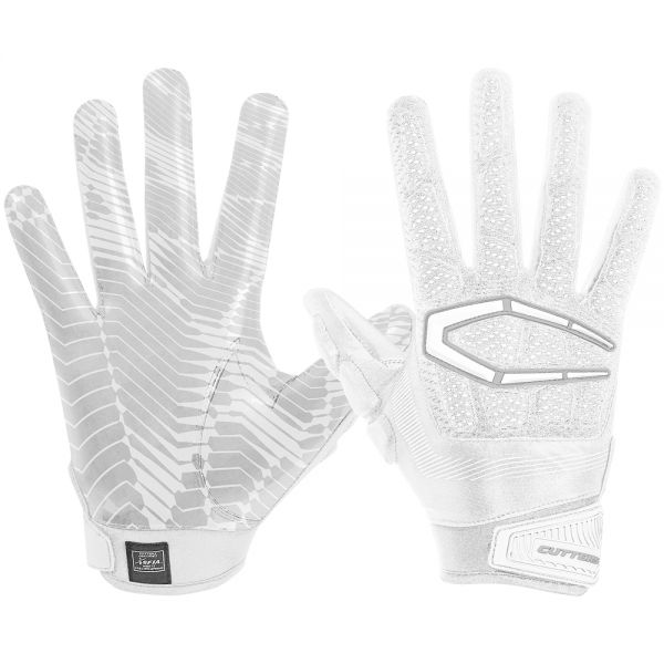 Cutters S652 The Gamer 3.0 Glove - White