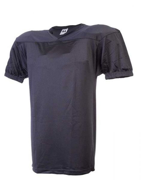 MM Football Practise Jersey Adult - Black