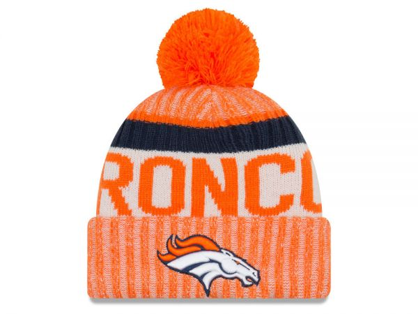 New Era On Field NFL17 Sport Knit - Denver Broncos