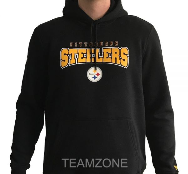 New Era NFL Ultra Fan PO Hoody - Pittsburgh Steelers