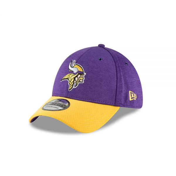 New Era 39THIRTY NFL18 Sideline Home Cap - Minnesota Vikings