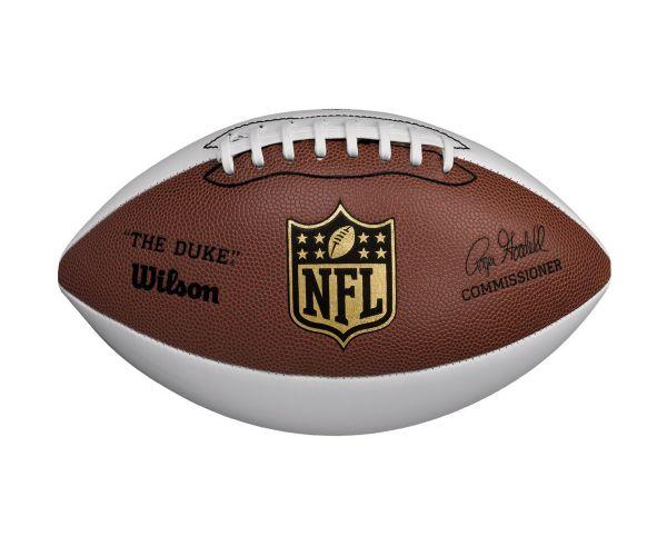 Wilson NFL AUTOGRAPH Football F1192