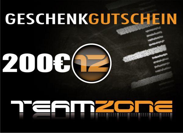 GUTSCHEIN Online & Shop 200 Euro