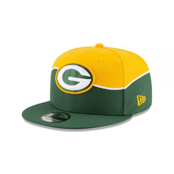 New Era NFL19 Draft Cap - Green Bay Packers