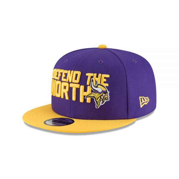 New Era 9FIFTY NFL 18 Spotlight Cap - Minnesota Vikings